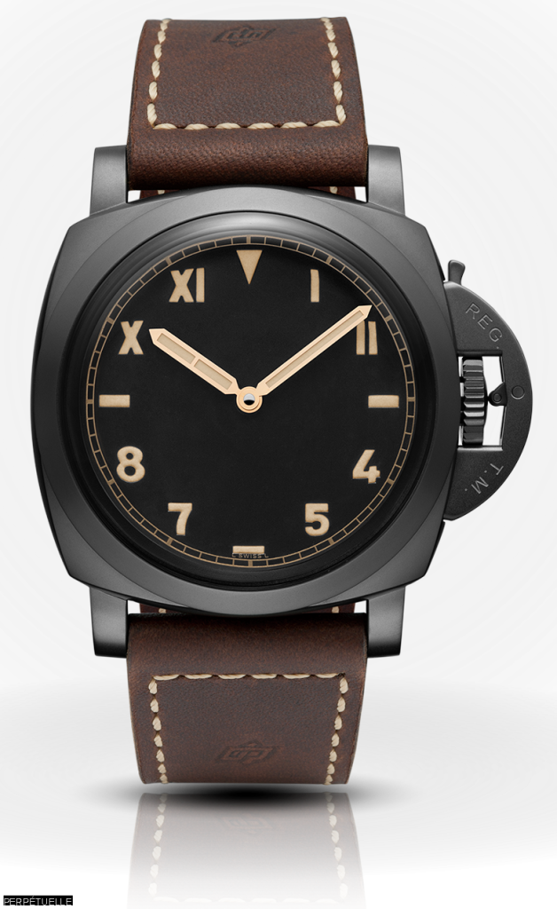 Panerai-Luminor-1950-Titanio-DLC-47mm-PAM-629-California-dial
