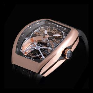 Migliore Qualità Franck Muller Vanguard Gravity Tourbillon Replica Orologi