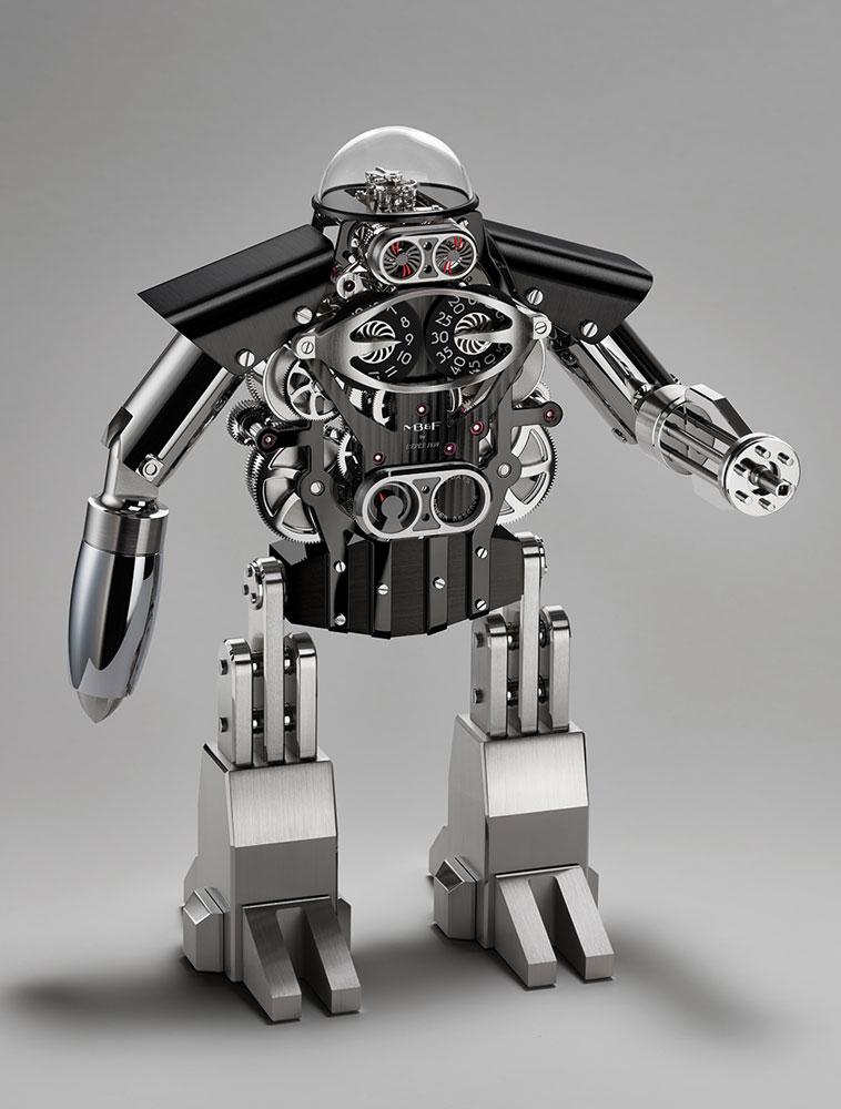 Unico MB&F Melchior L'OROLOGIO Robot Replica Orologio
