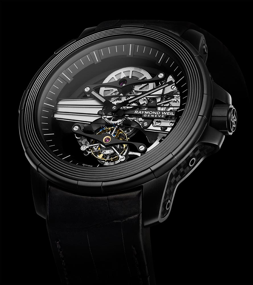 Raymond Weil Nabucco Cello Tourbillon 1842-BSF-20001 Replica