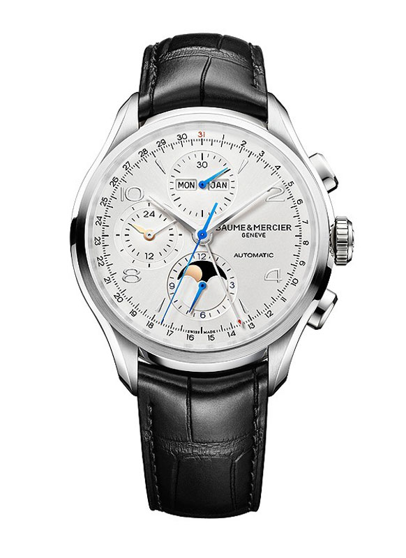SIHH 2016 Baume et Mercier Clifton Chronograph Replica