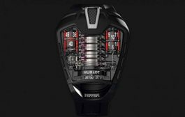 Nero Replica Orologio Ferrari Hublot MP-05
