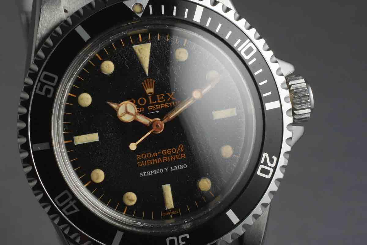 Alta Qualità Rolex 5513 Submariner Replica Orologi