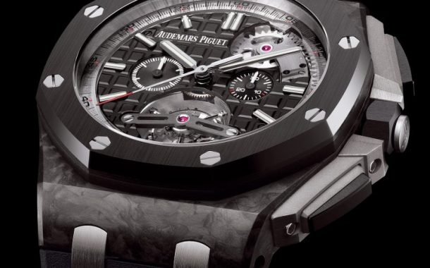 Super Audemars Piguet Royal Oak Offshore Tourbillon Automatico A grande sconto