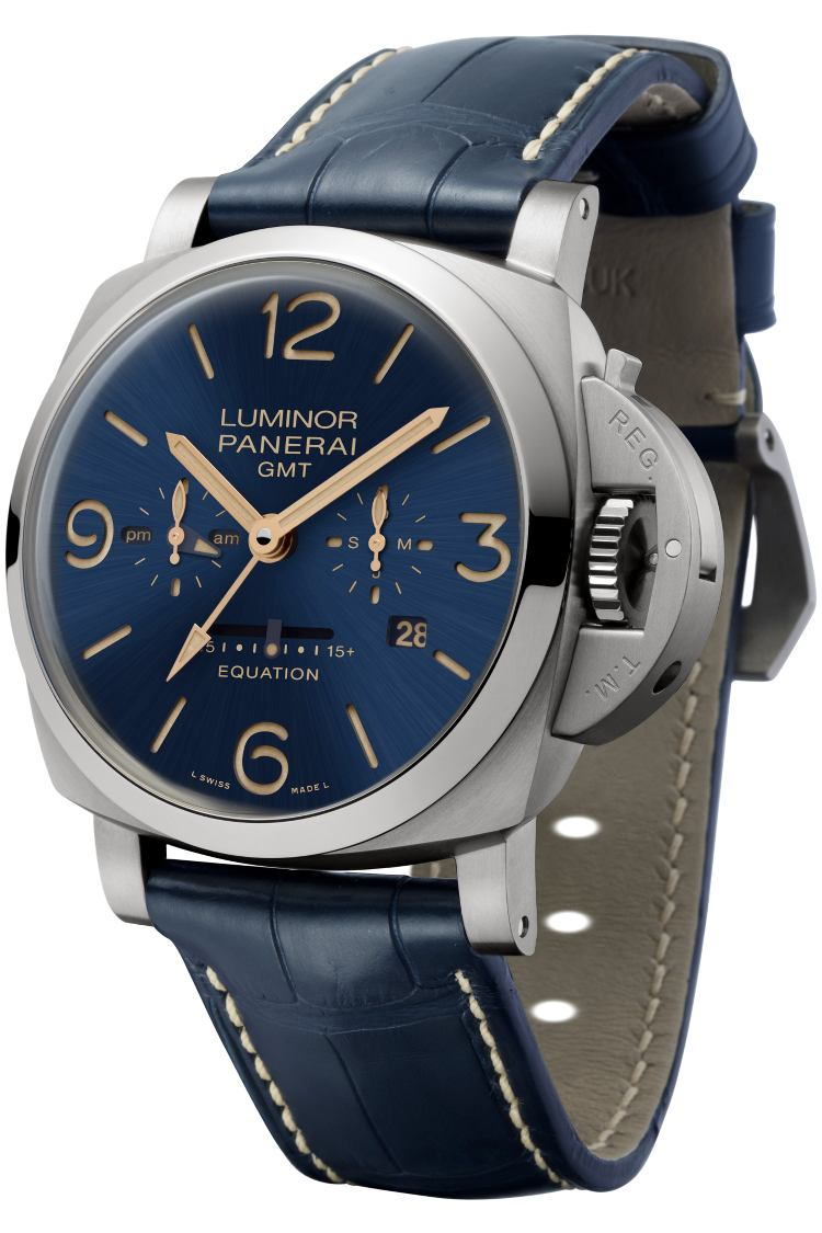 orologio Luminor Equation of Time 8 Days GMT 47 mm – PAM00870