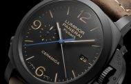 Movimento svizzero Pre SIHH-2015 | Panerai Luminor 1950 3 Days Chrono Flyback Automatic Ceramica PAM580 Replica in DE