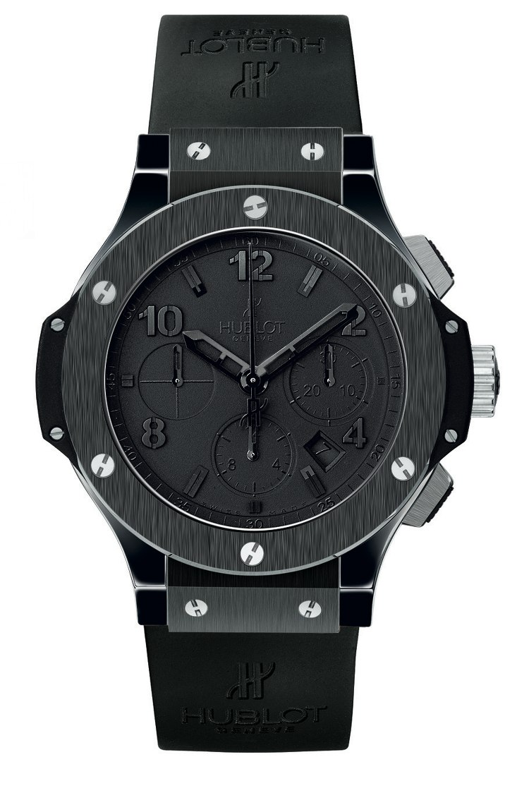 2006 Hublot All Black