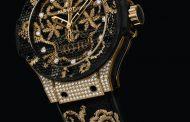 Grado 1 Hublot Big Bang Broderie orologio donna Pre Baselworld 2015 Replica nel Regno Unito