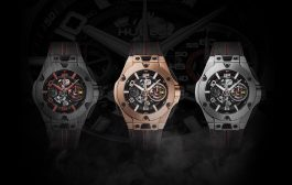 Grado 1 Hublot Introduce Nuovi Cronografi Big Bang Ferrari Unico Orologio Replica all'ingrosso
