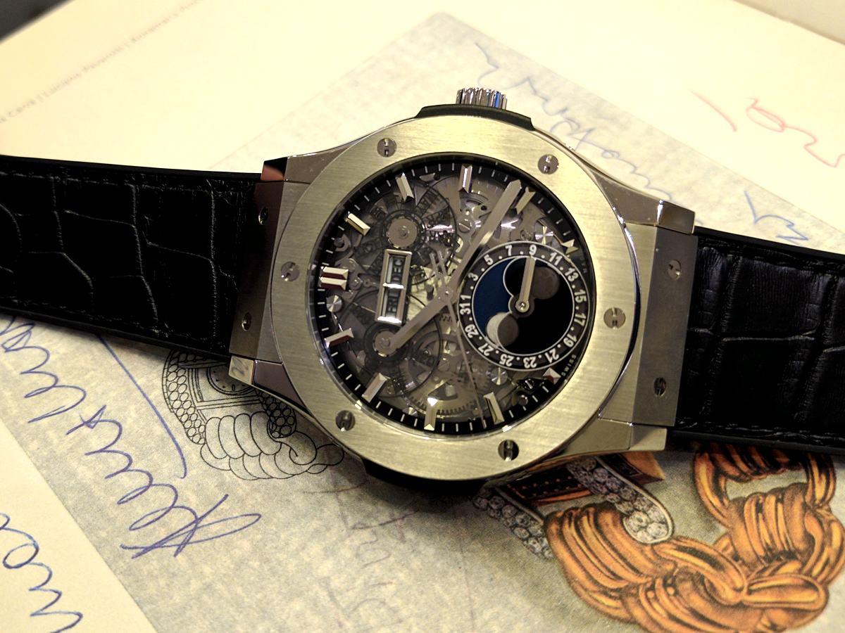 orologio Classic Fusion Aeromoon