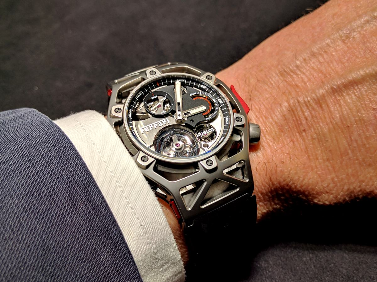 Hublot a Baselworld