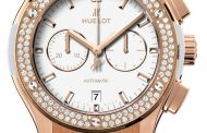 Super Hublot Classic Fusion White Chrono | Cronografo Per gli uomini Replica Watch