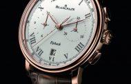 Blancpain Presenta un Nuovo Cronografo Villeret Pulsometrico Replica indiana