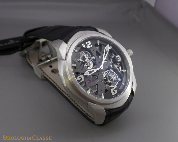 foto live Baselworld 205 L-Evolution Tourbillon Carrousel