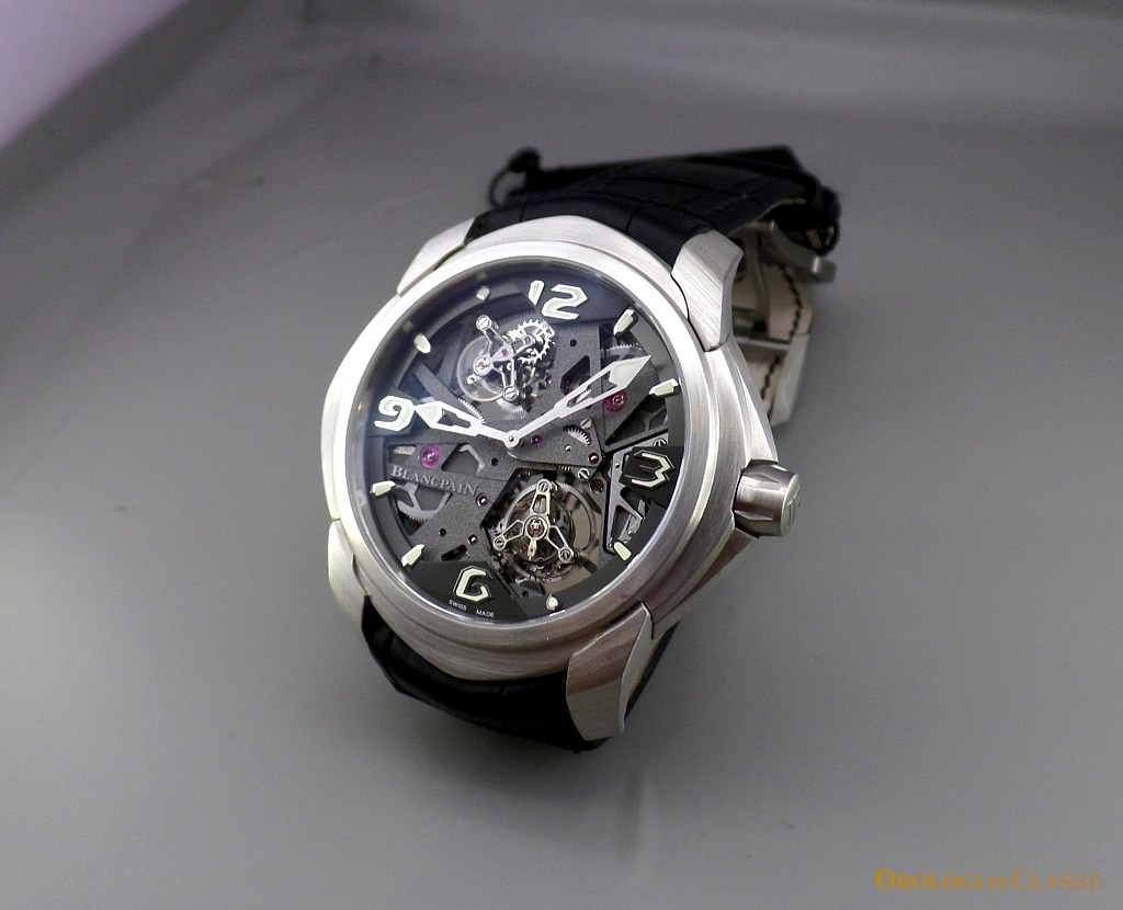 foto live L-Evolution Tourbillon Carrousel