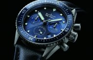 Blancpain Ocean Commitment Chronographe Bathyscaphe Flyback Eta Movement Replica
