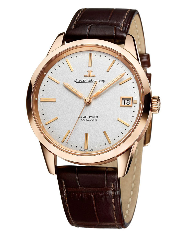Replica Jaeger-LeCoultre Geophysic True Second orologio